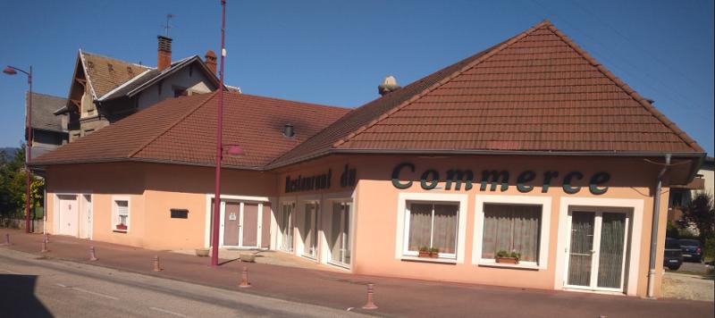 """Vente du restaurant le """"Restaurant du commerce"""" à Culoz !"""