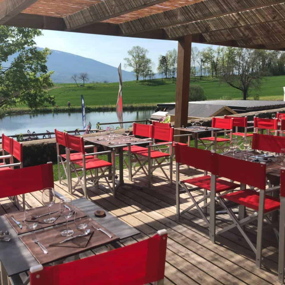 """Vente du restaurant """"LES TABLES DE L'ETANG"""" à Montagny Les Lanches"""
