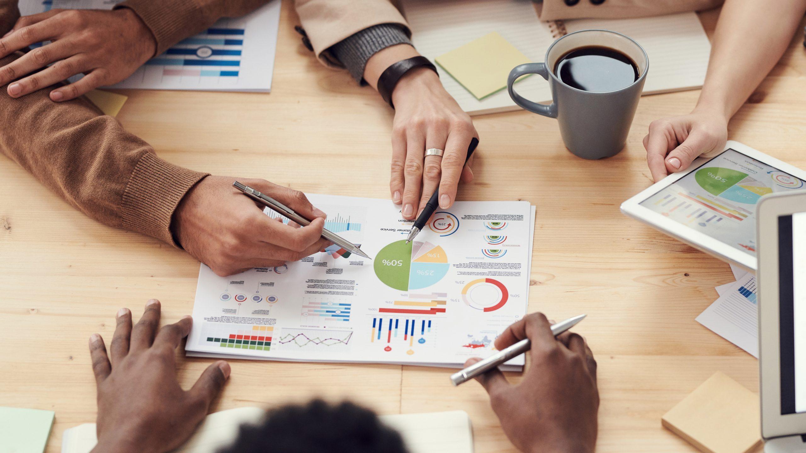 étude de données d'entreprise